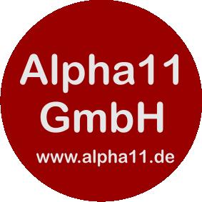 2021-Alpha11-GmbH-Shop-Logo